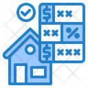 Loan Home House Icon