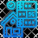 Loan Home House Icon