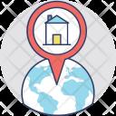 Home Location Icon