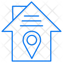 Location House Navigation Icon