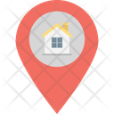 Home Location Gps Navigation Icon