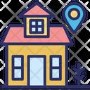 Home Location Location Location Holder Icon