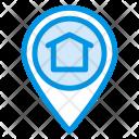 Map Marker Locators Icon