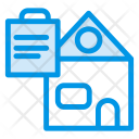 Office House Store Icon