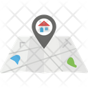 Find A Building Home Address Home Location Icon