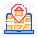 House Marker Location Icon