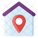 House Location Home Location Building Location Icon