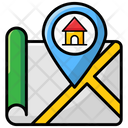 Home Location Home Navigation Home Gps Icon