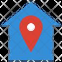 Address Home Location Icon Icon