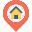 Home Location House Icon