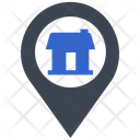 Address Location Map Pin Icon