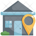 House Location Real Icon