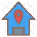 Home Gps Placeholder Icon