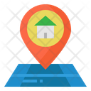 Map Location Point Icon
