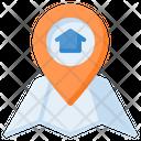 Home Location Address Destination Icon