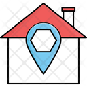 Home Location House Location Location Icon