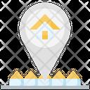 Location Location Pin Parcel Icon