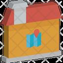 Storage Warehouse Delivery Icon