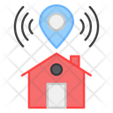Home Location Home Map Home Navigation Icon