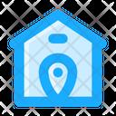 Address Gps Location Icon