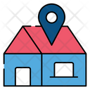 Home Location House Location Home Navigation Icon