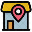 Home Location Navigation Icon