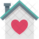 Home Love Icon
