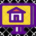 Home Menu Real Estate Board Home Board Icon