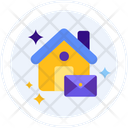 Home Messagemessage Icon