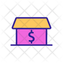 Building Sale Sell Icon