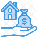 Capital Finance Hand Icon