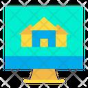 Home Monitor Icon