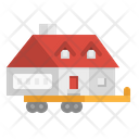 House Mobile Property Icon