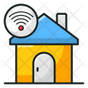 Home Network Home Wifi Internet Home Icon