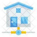 Home Network Home Connection Icon
