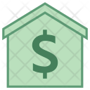 Rent Home House Icon