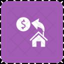 Estate Real House Icon
