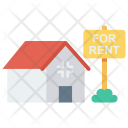 Rent House Board Icon