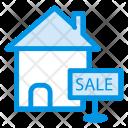 Sale Estate Board Icon