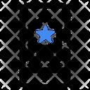 Fav Location Mobile Icon