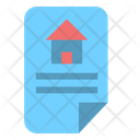 Document Property Building Icon
