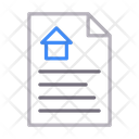 File Document Building Icon