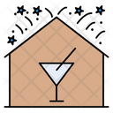 Party Drink Celebration Icon