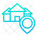 Home Location House Location Location Pointer Icon