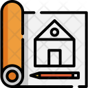 Home plan Icon