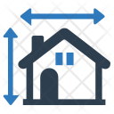 House Plan Construction Icon