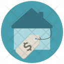 Price Tag Home Icon