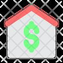 Home Price Property Price House Price Icon