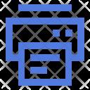 Home Printer Icon