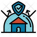Home Insurance Real Icon